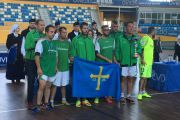 La Selección Andaluza campeona en el I Torneo Nacional de Salud Mental y Deporte Ciudad de Oviedo.
