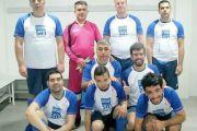 El Club Deportivo Duero de la Fundación Intras participa en la Copa McDonalds