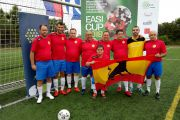 La selección Española de Salud Mental participa en la E.A.S.I CUP 2019