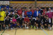 La Fundación del Real Betis y el equipo de Futsal, en apoyo de la Salud Mental.