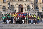 170 deportistas de 15 equipos han participado en el Evento Deportivo Mentatlon (Bilbao 2019)